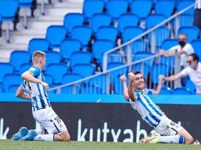 Real Sociedad B - Leganés