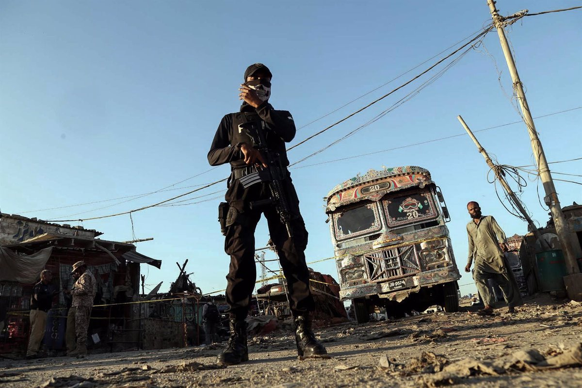 At least 12 killed in grenade attack on family in Pakistani city of Karachi