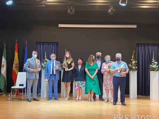 La Consejería de Salud y Familias de la Junta de Andalucía recibe el premio Chamorro Daza