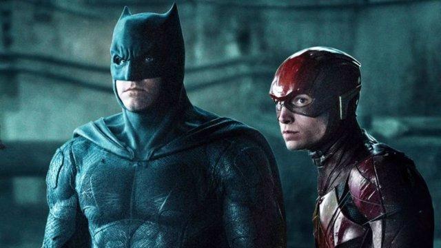 Ben Affleck rodará sus escenas de Batman en The Flash en septiembre