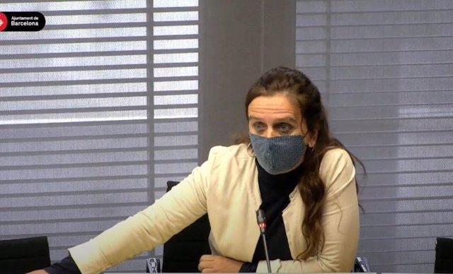 Archivo - La concejal de Salud de Barcelona, Gemma Tarafa.