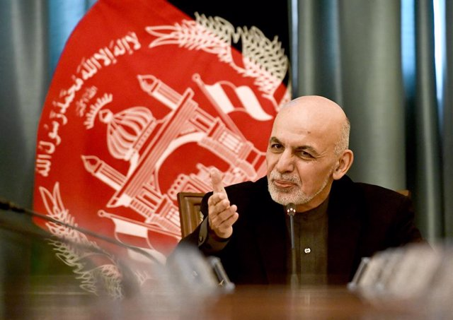 Archivo - Arxivo - El president de l'Afganistan, Ashraf Ghani