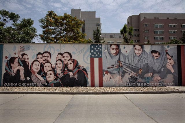 Embajada de EEUU en Kabul