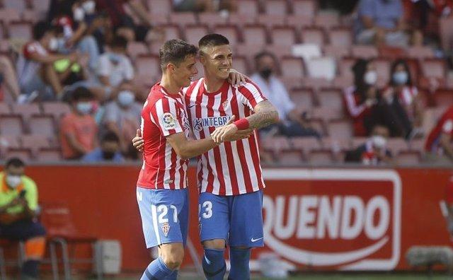 Djurdjevic, Sporting de Gijón