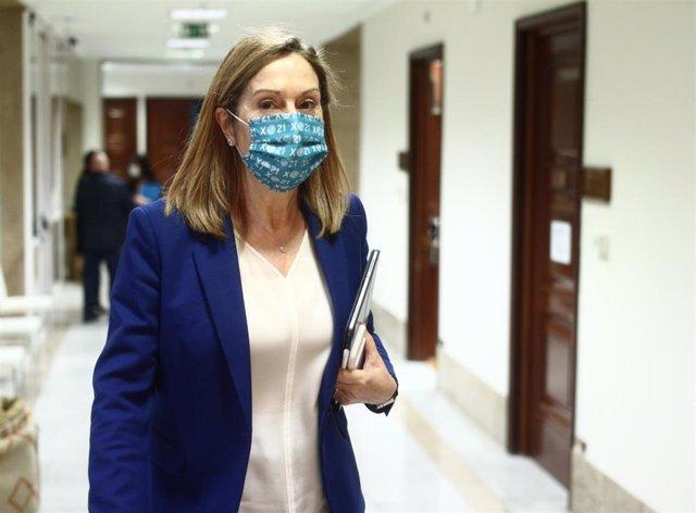 Archivo - La vicesecretaria de Política Social del PP, Ana Pastor .