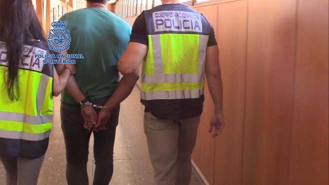 Detenido en Valdemoro un fugitivo buscado en Paraguay por homicidio doloso