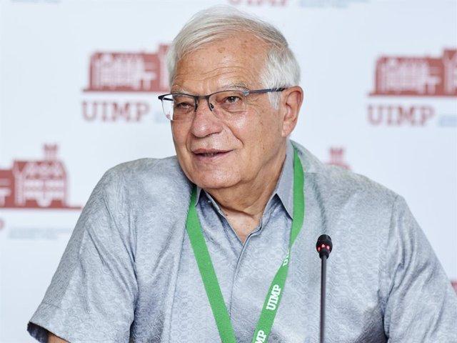 L'Alt Representant de la Unió per a Afers exteriors i Política de Seguretat, Josep Borrell
