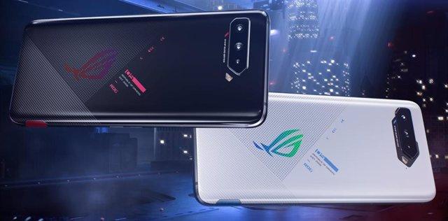 ROG Phone 5s.