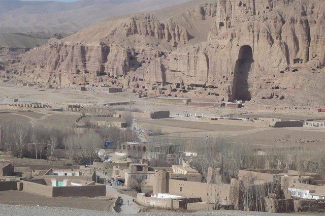 Paisaje cultural y vestigios arqueológicos del Valle de Bamiyán (Afganistán)
