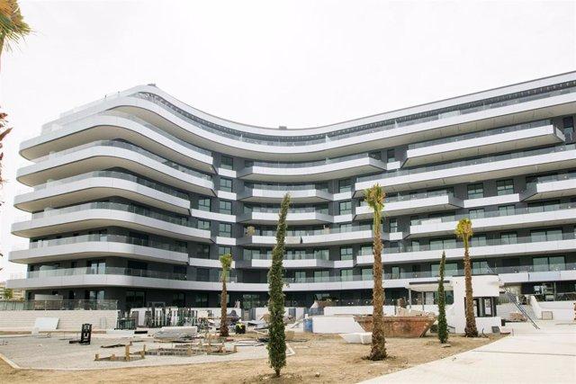 Residencial Halia en Málaga