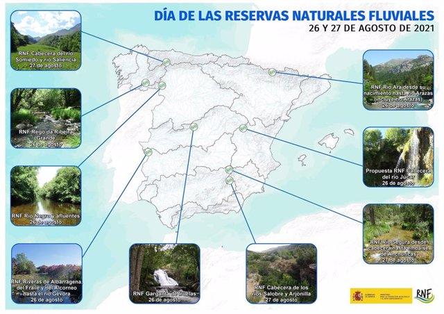 El Gobierno central organiza unas jornadas didácticas sobre las Reservas Naturales Fluviales el 26 de agosto en Torla.