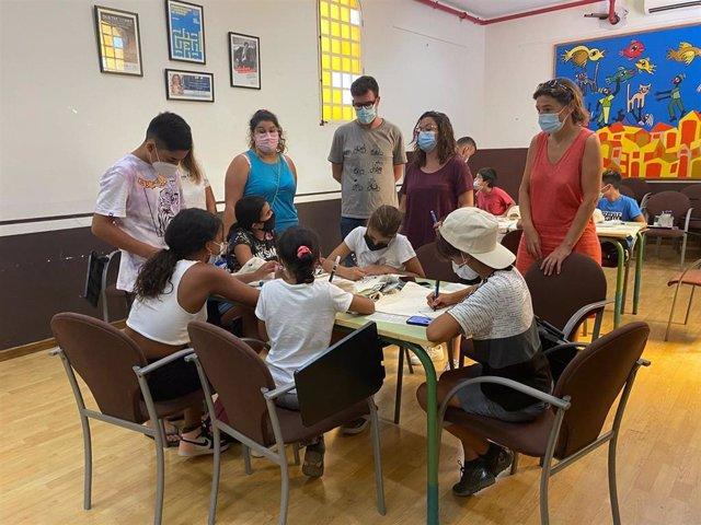 Centro comunitario de la Fundación Natzaret