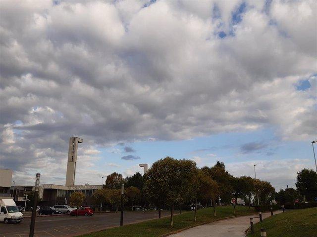 Archivo - Nubes en Bizkaia