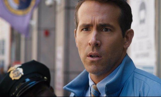 Ryan Reynolds en Free Guy