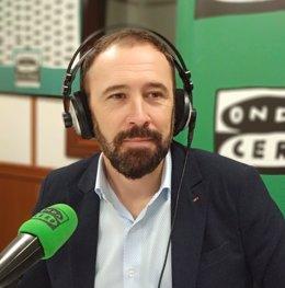 Archivo - El delegado del Gobierno en Euskadi, Denis Itxaso