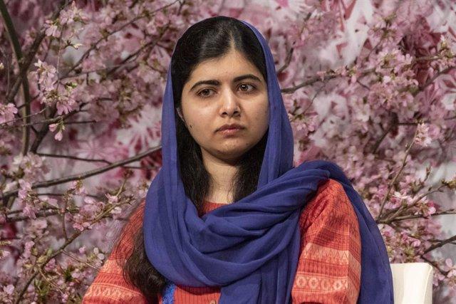 Archivo - Arxiu - Malala Yousafzai, Premi Nobel De la Pau