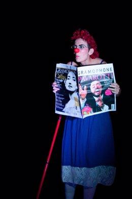 Catarina Mota, una de las protagonistas del Festival Vecindario que llega este mes de agosto al centro de León.