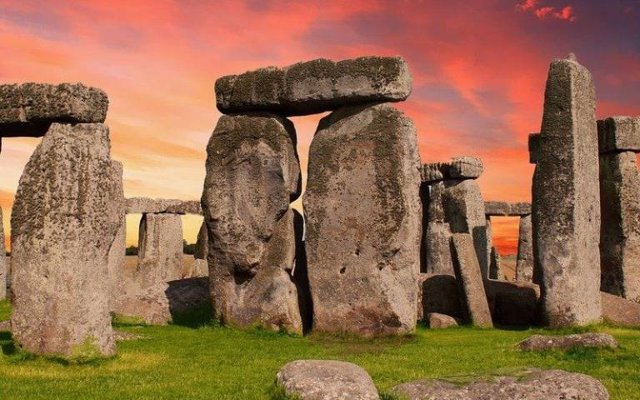 Archivo - Stonehenge