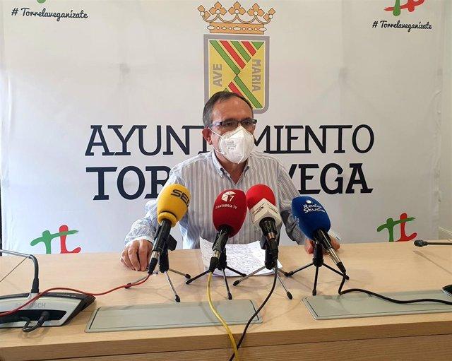 """A punto de concluir el Parque del Agua de Torrelavega, que entrará en funcionamiento """"en diez días"""""""