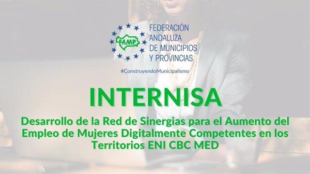 Programa Internisa para dar competencias digitales a mujeres jóvenes sin estudios