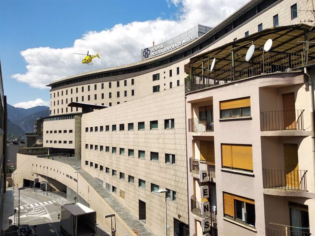 Archivo - Arxivo - L'Hospital Nostra Senyora de Meritxell.
