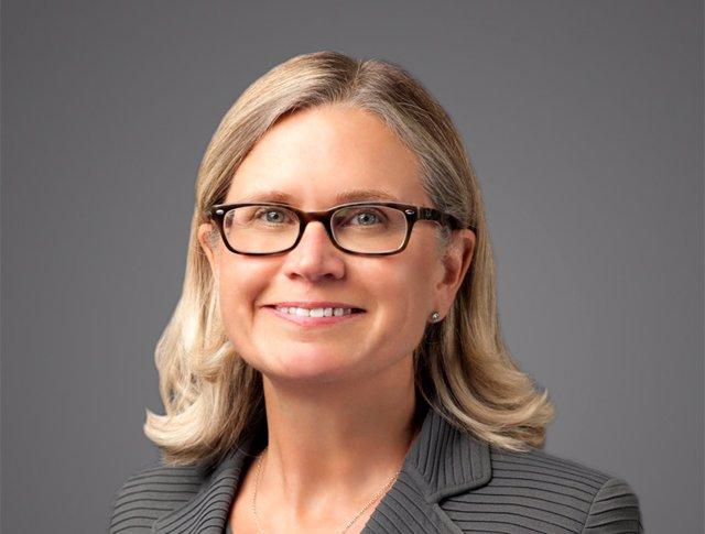 Archivo - La nueva directora global de inversiones de CBRE, Kim Hourihan.