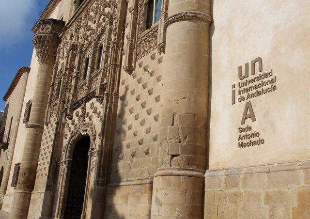 Archivo - Sede de la UNIA en Baeza