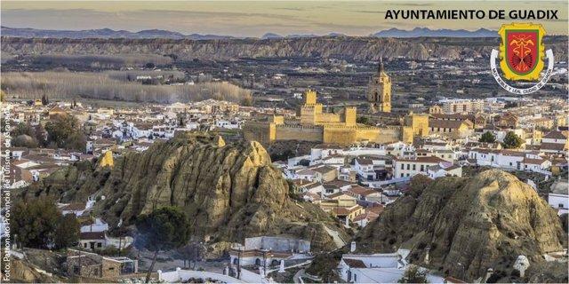 Casco histórico de Guadix