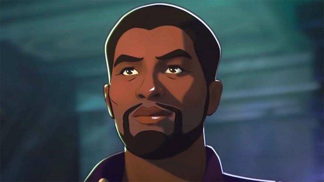 Chadwick Boseman en What If 1x02