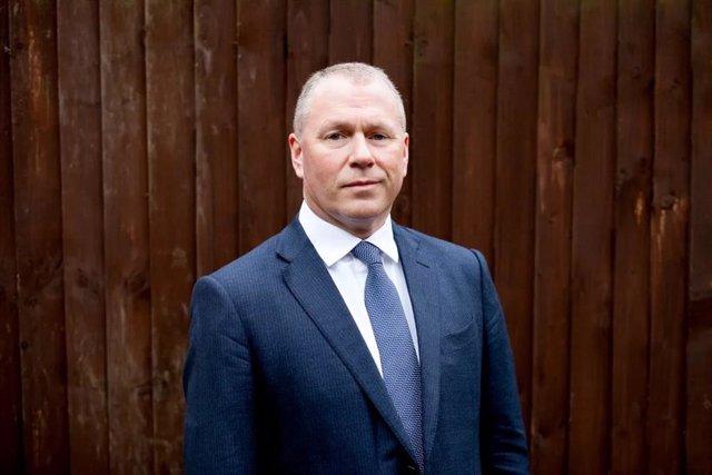 Archivo - El nuevo consejero delegado del fondo soberano de Noruego, Nicolai Tangen.
