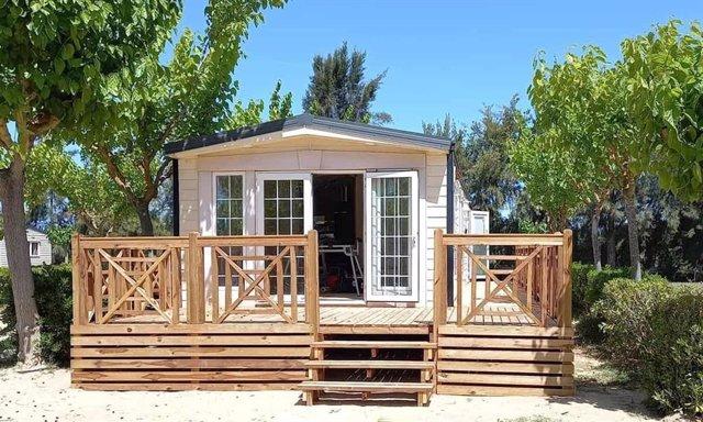 Segundas residencias en plena naturaleza a precios accesibles