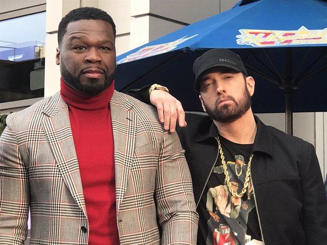 Eminem vuelve a la interpretación en un serie sobre mafiosos producida por 50 Cent