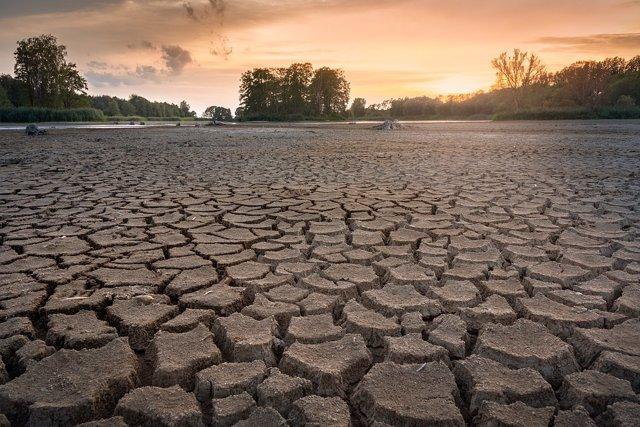 La sequía y el aumento de temperaturas  se extienden por el mundo
