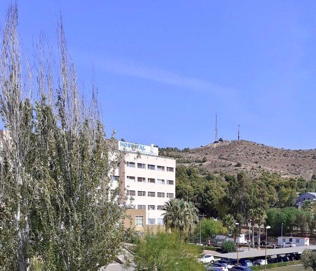 Archivo - Hospital de Elda en imagen de archivo
