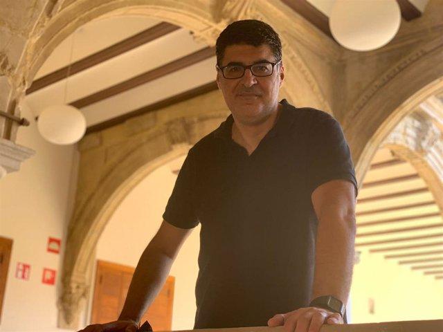 Andrés Ortiz, codirector del curso 'Introducción práctica a la inteligencia artificial y al deep learning' de la UNIA en Baeza.