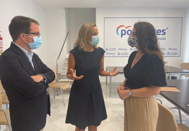 """El PP de Valencia exige a Ribó que """"salga de su período vacacional y escuche a los vecinos del Cabanyal"""