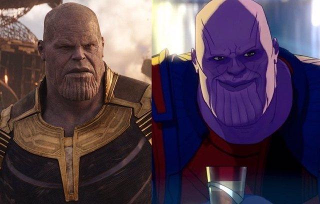 """El nuevo Thanos de What If enloquece los fans de Marvel: """"¡Quién lo iba a pensar!"""""""