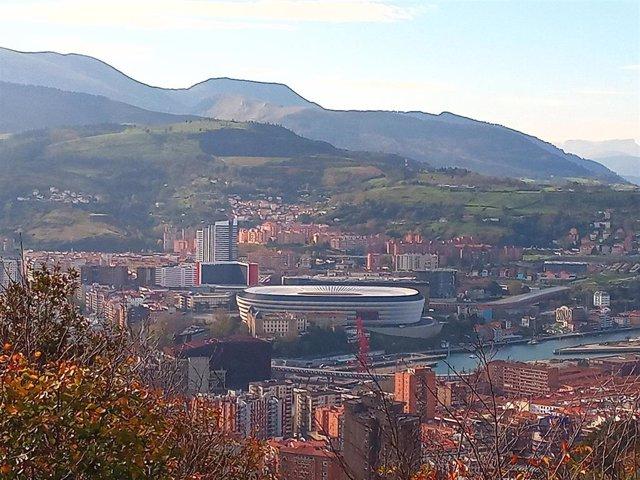 Archivo - Estadio de San Mamés