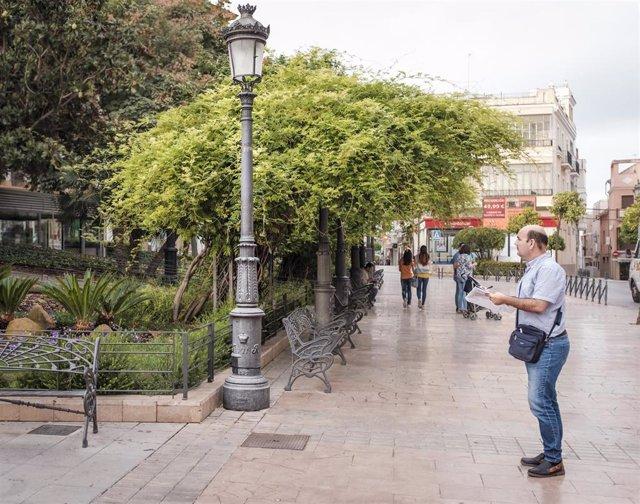 Archivo - Digitalización de inventario de infraestructuras verdes en Córdoba.