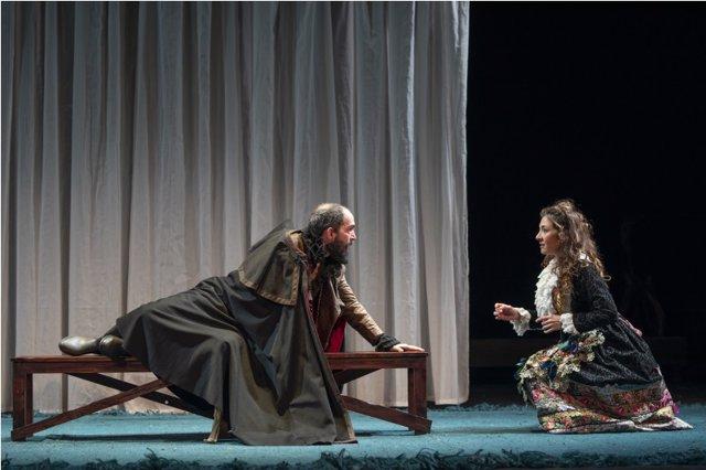 El Siglo de Oro se cuela en el Festival de San Javier con Lope de Vega en manos de Eduardo Vasco y 'Peribañez y el comendador de Ocaña'
