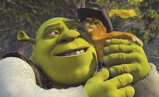 Archivo - Shrek 2
