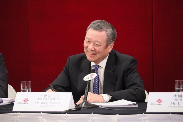 Wang Xiaochu, presidente y consejero delegado de China Unicom