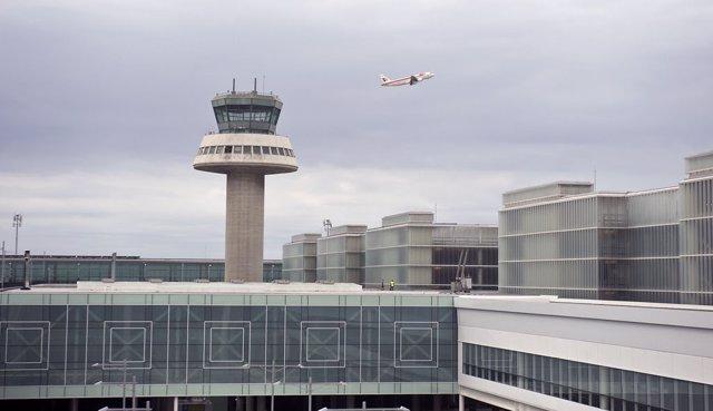 Aeroport de Barcelona.