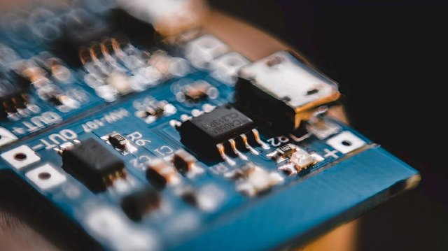 Archivo - Recurso de un procesador, chip.