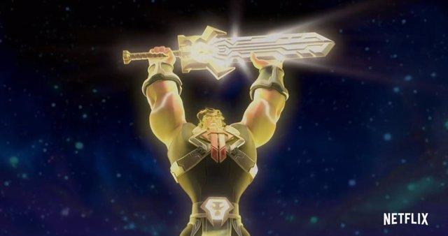 """Tráiler del reboot CGI de He-Man y los Masters del Universo, la """"otra"""" serie de la saga llega a Netflix en septiembre"""