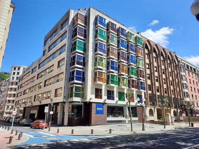 Archivo - Hotel en Bilbao