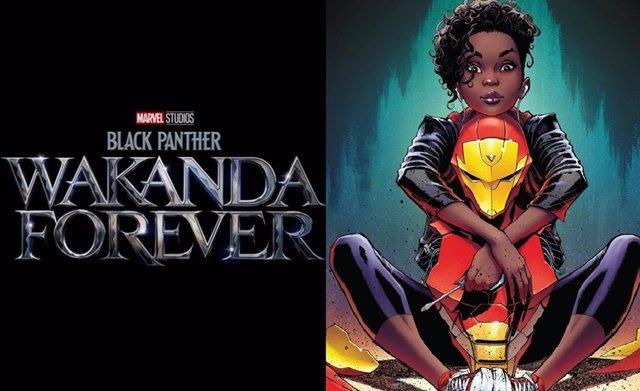 Ironheart debutará en Black Panther 2: Wakanda Forever