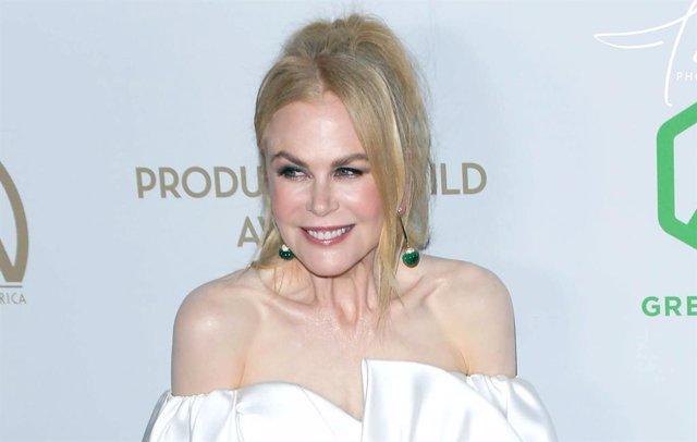 Nicole Kidman en la gala 31st Annual Producers Guild Awards