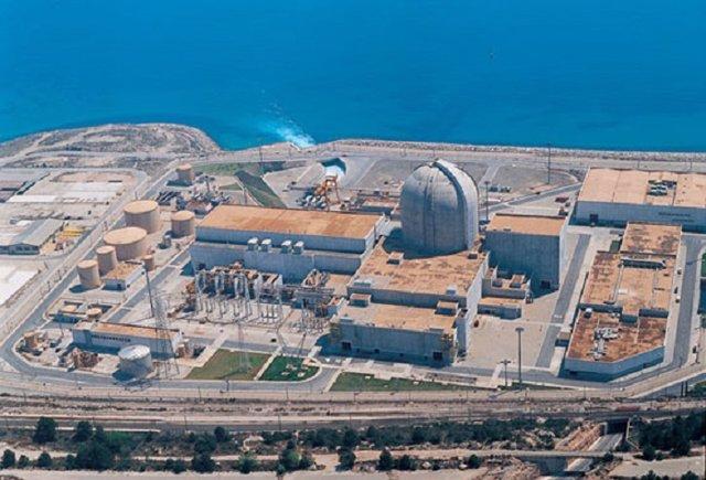 Archivo - Arxiu - Central nuclear de Vandellòs II (Tarragona)