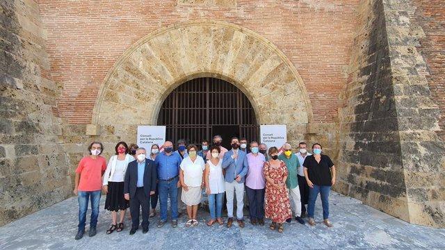 Trobada del Consell per la República a Mallorca al juliol